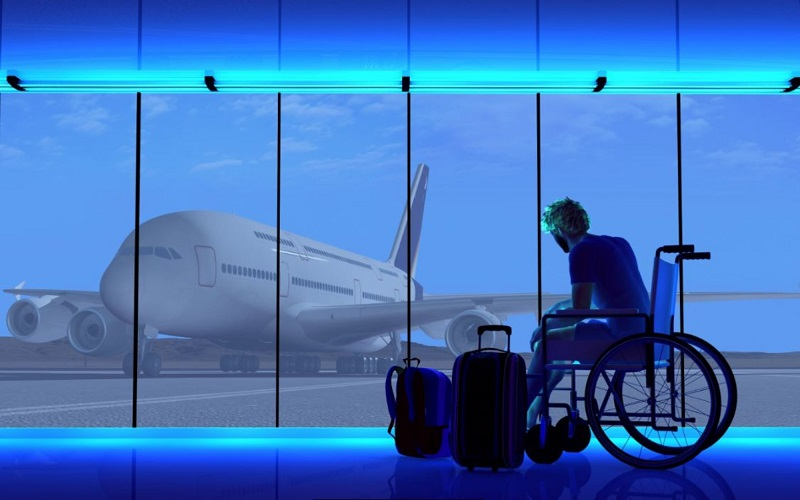Tips for travelers with disabilities