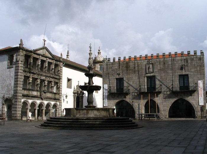 city of Santiago