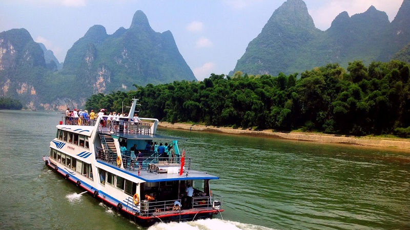 Guilin and Li River