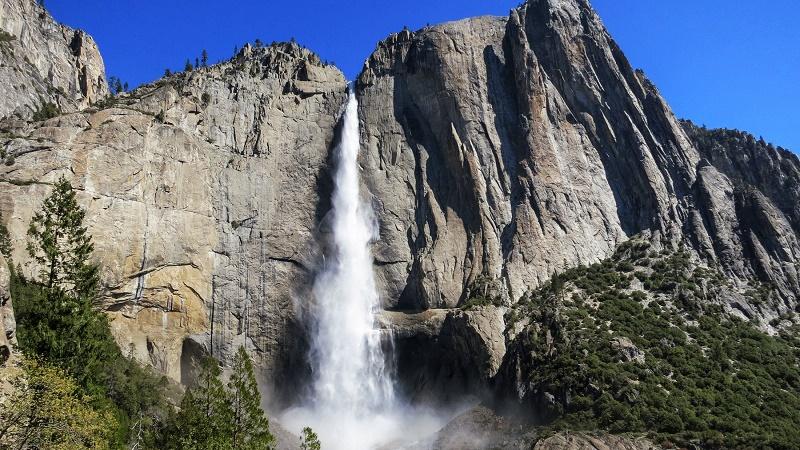 Yosemite National Park Facts
