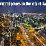 10 Beautiful places in the city of Santiago