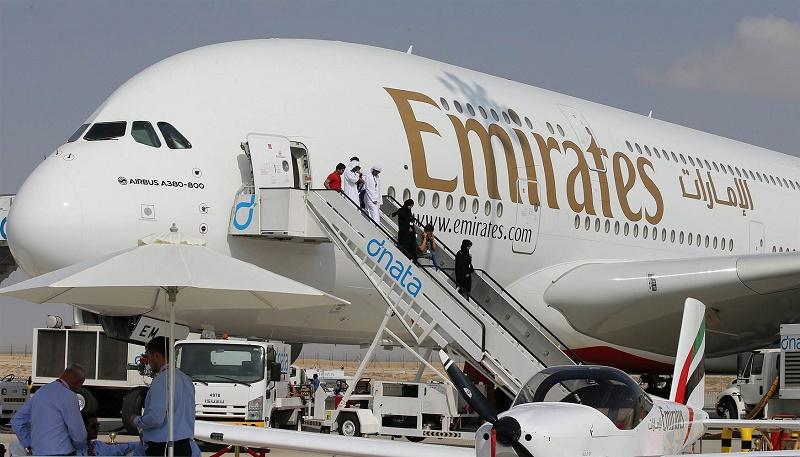 Traveling in DUBAI