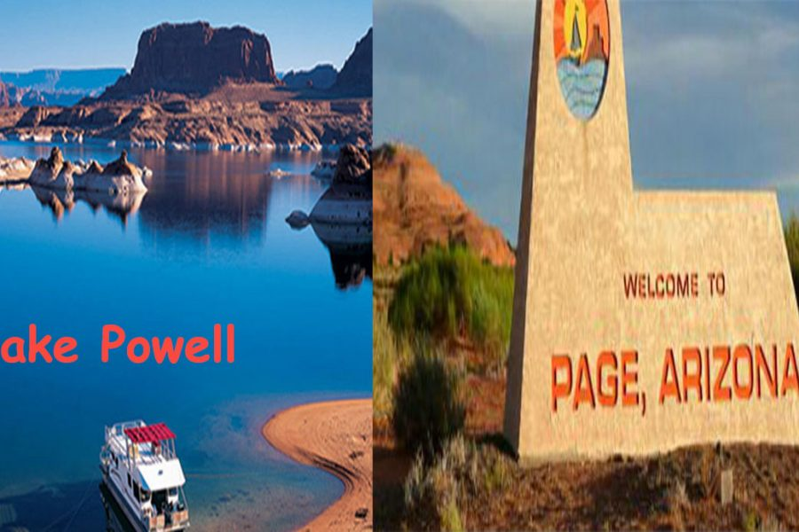 Do You Know the Hidden place Page Arizona and Lake Powell? Find Now