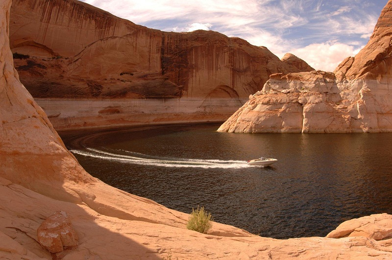 Page Arizona and Lake Powell