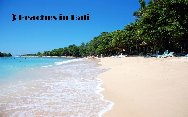 beaches in Bali