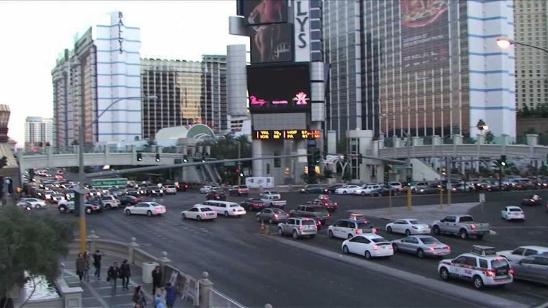 East Las Vegas Strip