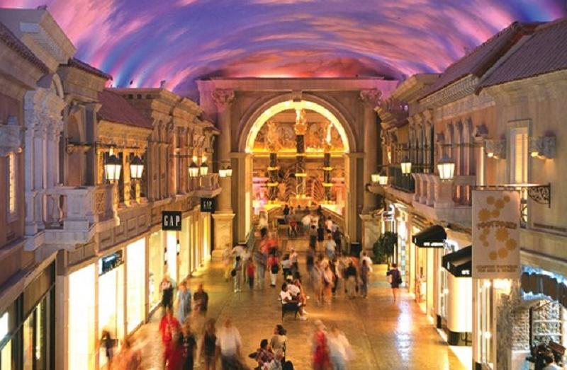 Accommodation in Las Vegas