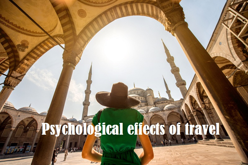 psychological effects of travel