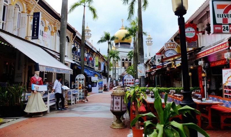 Kampong Glam and Arab Street