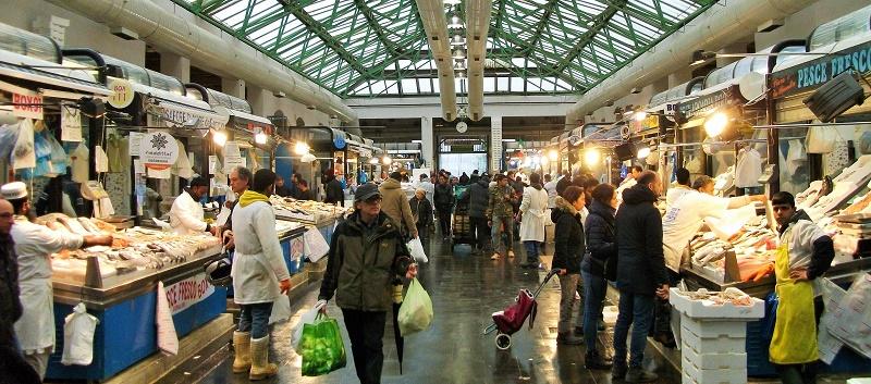Piazza Vittorio Market