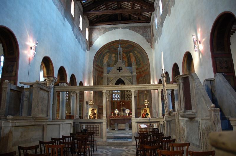 Church of Santa Maria in Cosmedin