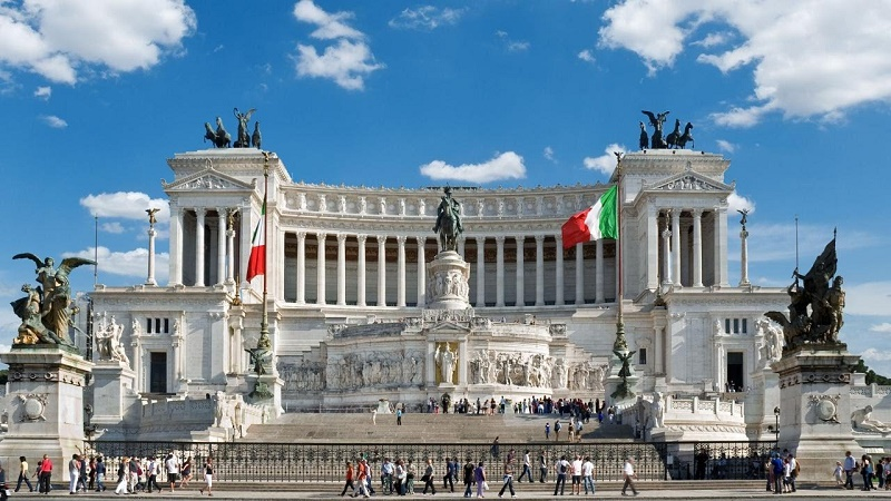 18 sights in Rome that you can see without tourists