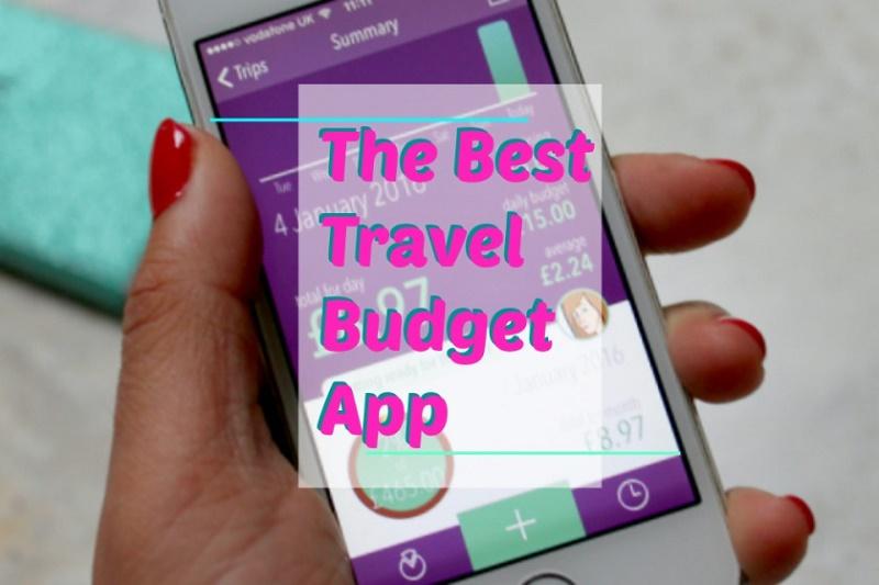 travel budget app