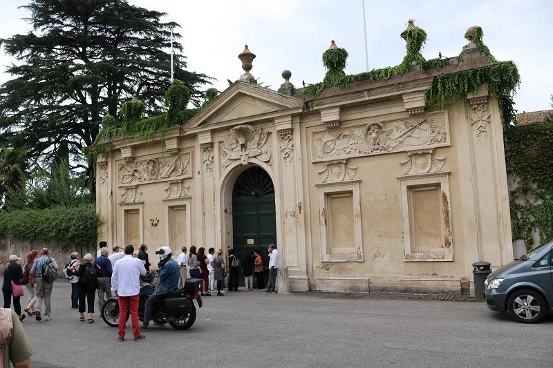 Piazza Cavalieri di Malta