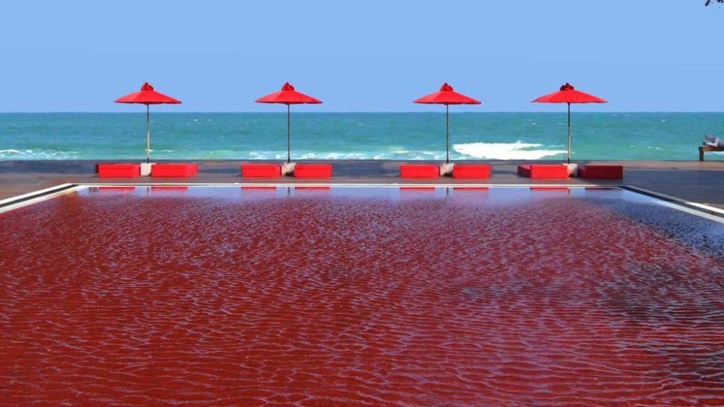 full-color pool