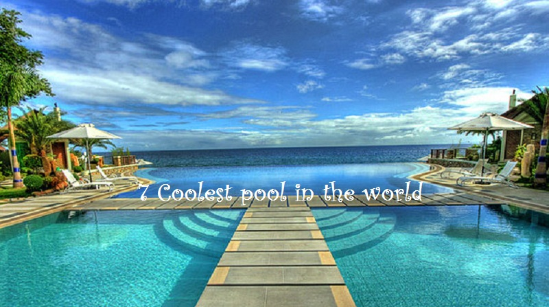 Coolest pool in the world