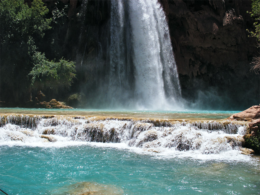 Havasu Waterfalls