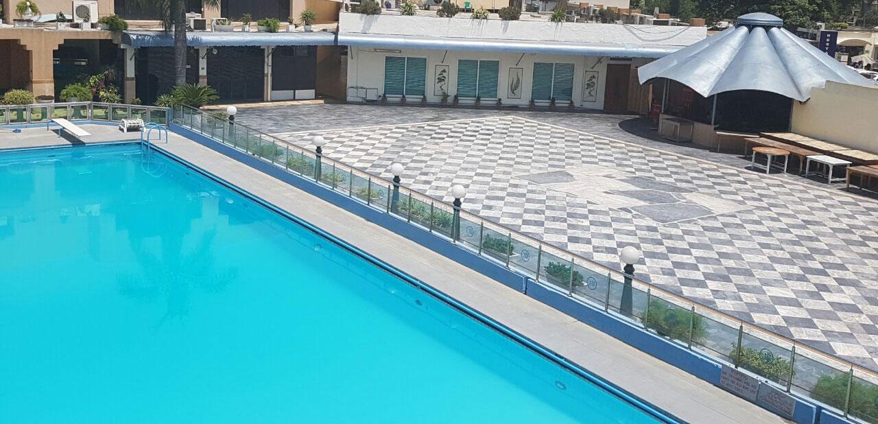 Pool of Blue Lagoon