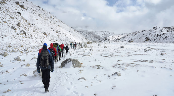weather in Nepal