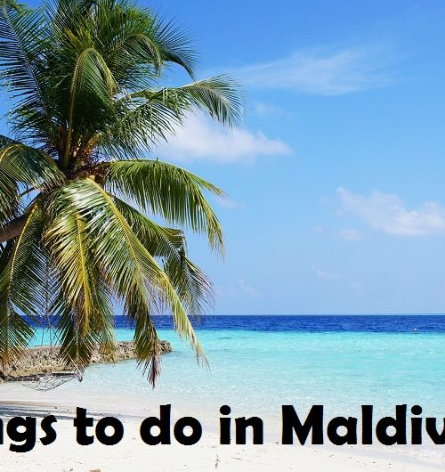 20 things to do in male Maldives