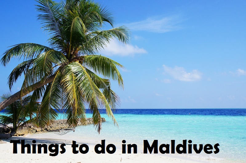 things to do in male Maldives