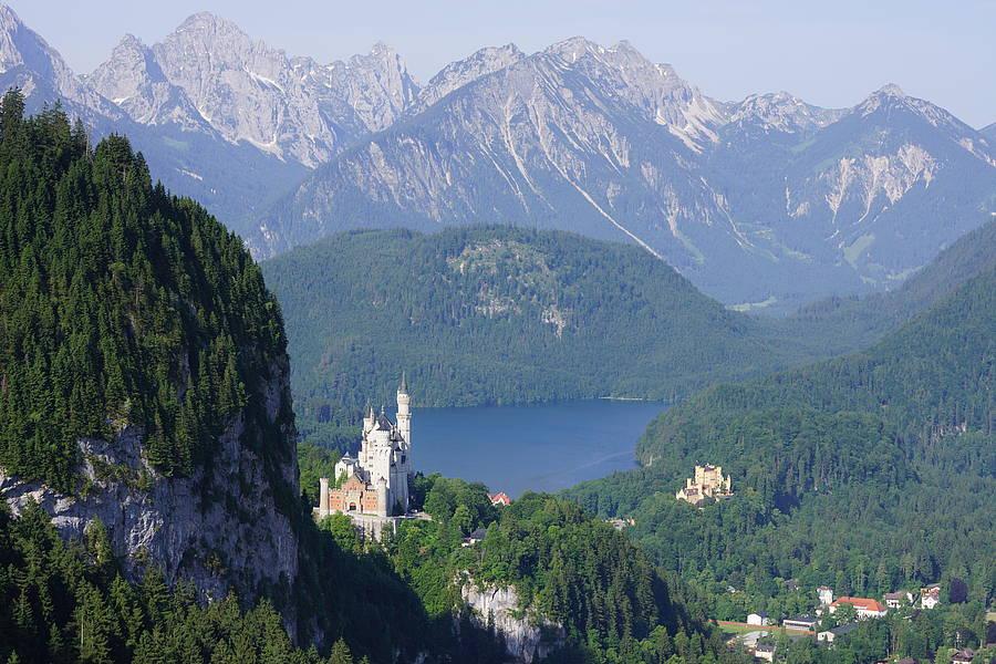 Surroundings of Neuschwanstein