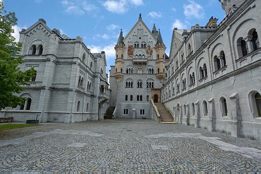 most beautiful castle in Germany
